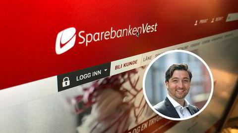 – Fra vår side legges det en grundig vurdering til grunn, og det er ikke noe vi anbefaler, sier Kjetil Benson, leder for Markets-avdelingen i Sparebanken Vest.