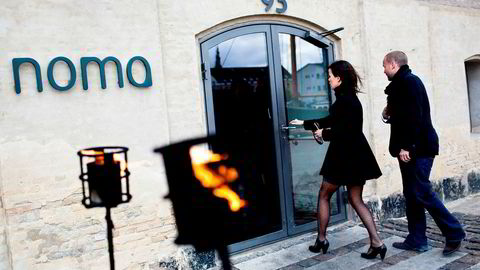 Den danske restaurantene Noma ble nummer to i en kåring av verdens 50 beste restauranter i Singapore.