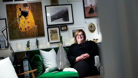 Ikea-sjef i Norge, Clare Rodgers, står i bresjen for en tre-årig snuoperasjon i møbelkjeden.