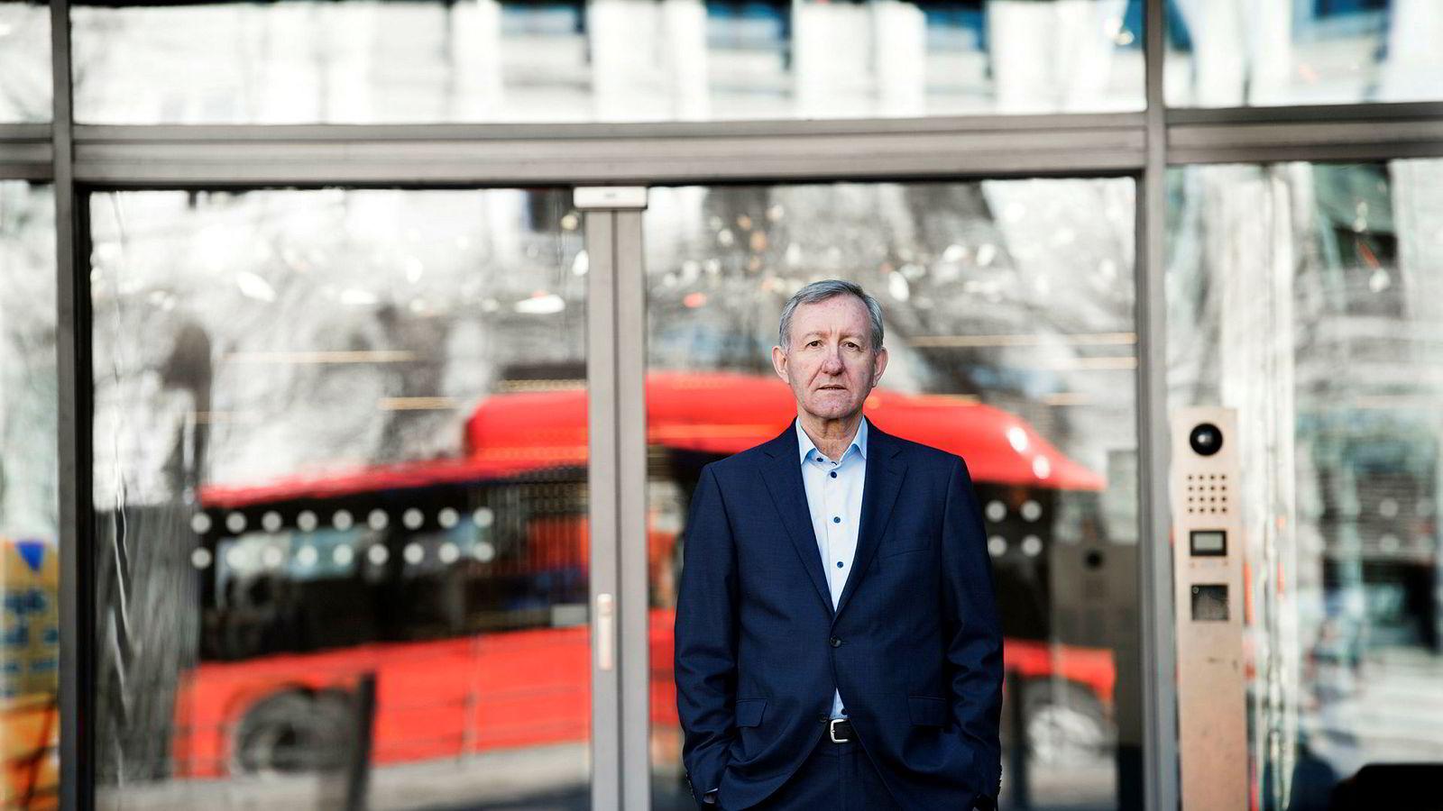 Per Hanstad, administrerende direktør i Den norske Revisorforening, er ikke imponert over hvordan reiseregninger håndteres på Stortinget.