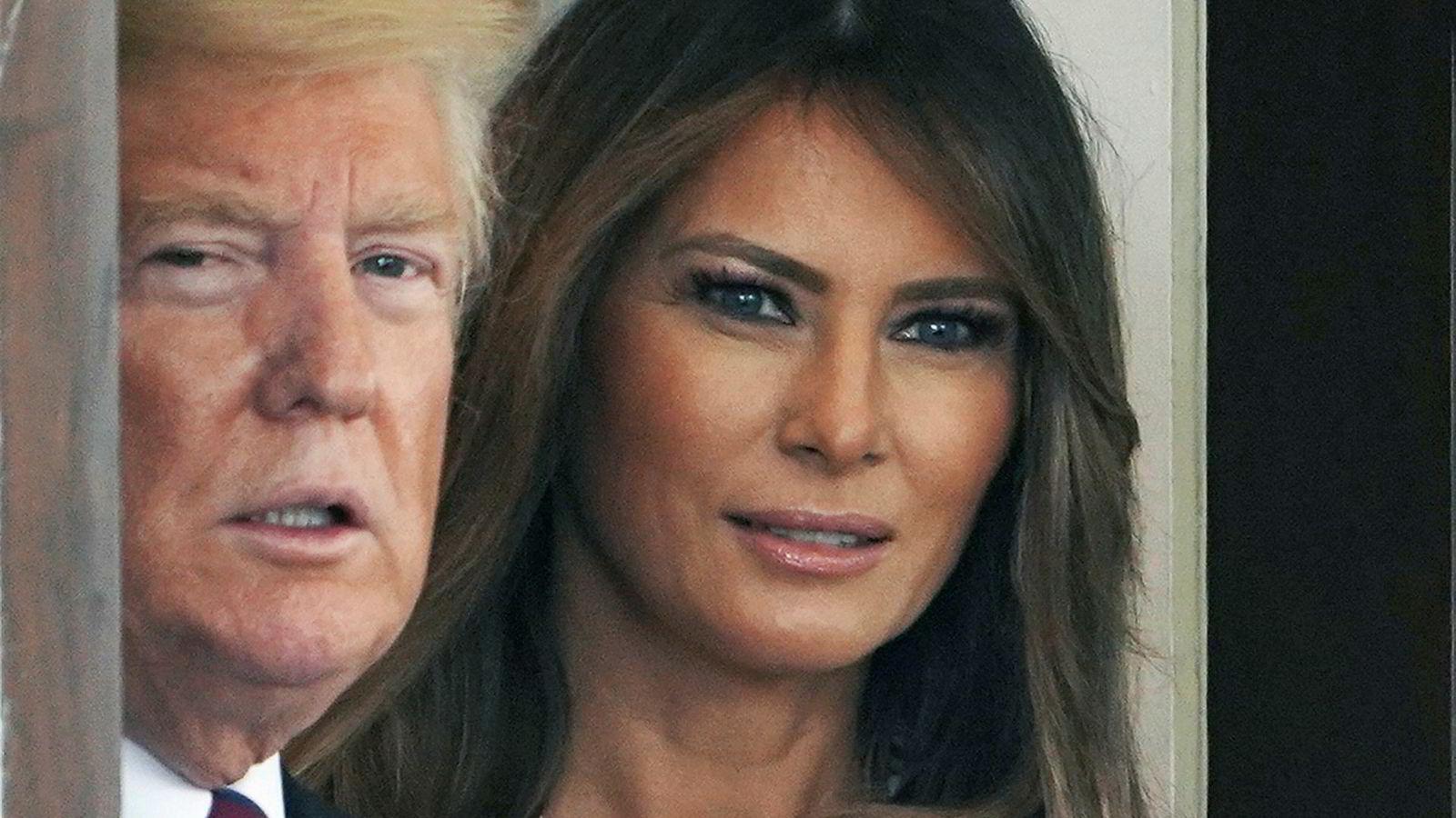 USAs førstedame Melania Trump stilte fredag opp i et sjeldent tv-intervju på kanalen ABC.