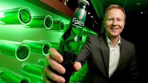 Øl er avgiftsgjenganger. Nå er Ringnes-sjef Anders Røed også bekymret for brusavgiftene.
