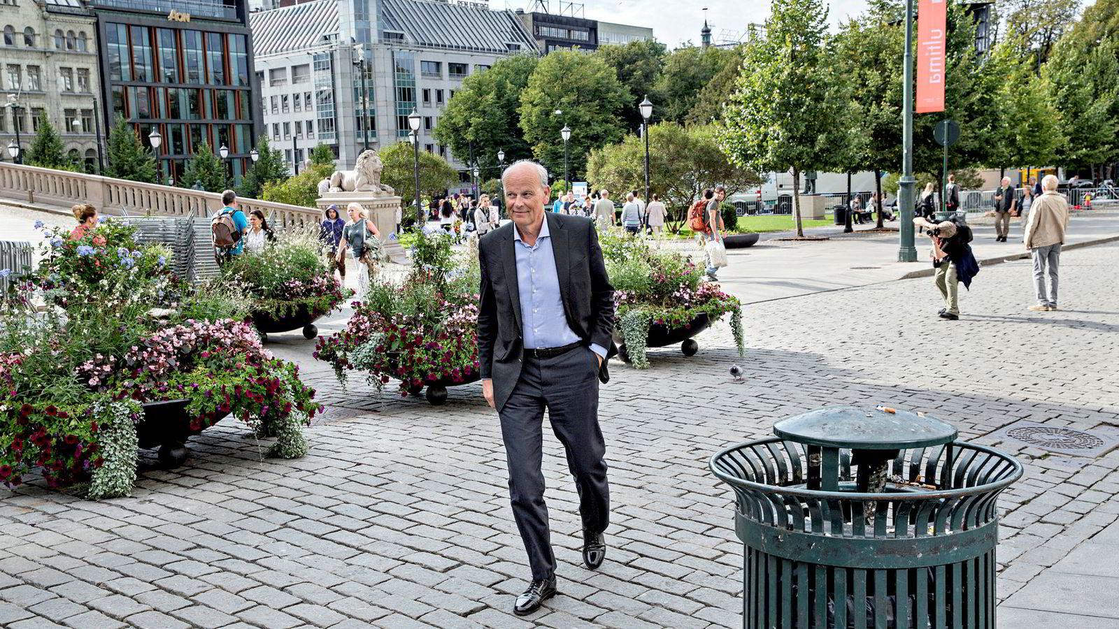 Michael Christian von Tetzschner er lite imponert av Stortingets nye byggeregler.