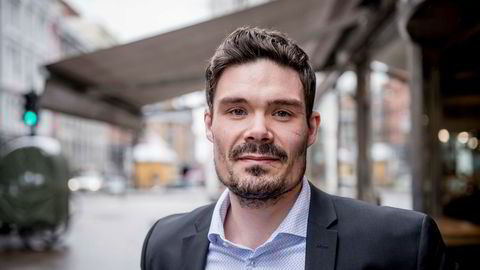 Investeringsøkonom Mads Johannesen i Nordnet.