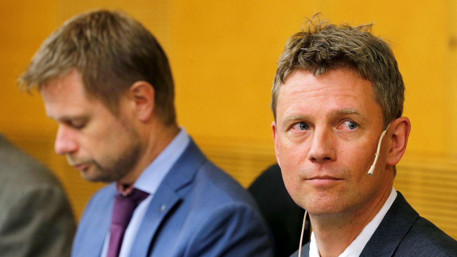 Ole Frithjof Norheim blir ny leder av bioteknologirådet.
