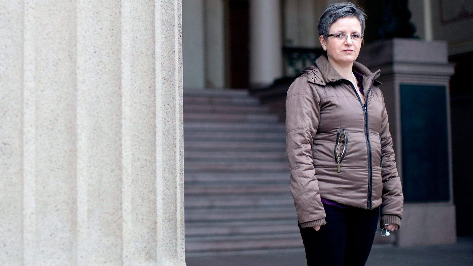 Jusprofessor Beate Sjåfjell mener statens eierskapspolitikk er en fiasko. Foto: