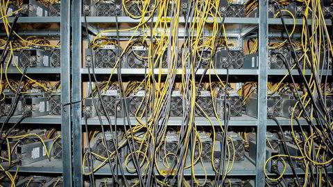 Kryptovault i Dale bruker like mye strøm som Mandal kommune på bitcoinproduksjon.