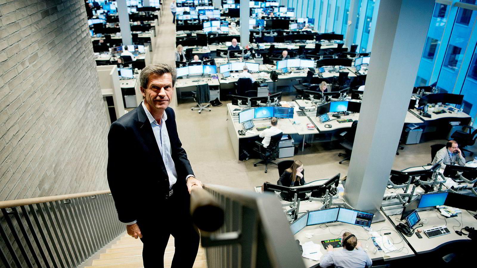 Ottar Ertzeid er sjef i DNB Markets.