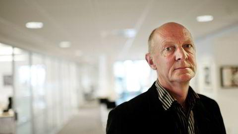Lufthavnsjef Leif Anker Lorentzen på Sola flyplass sier at flyplassen i praksis er stengt med 90 ansatte tatt ut i streik.