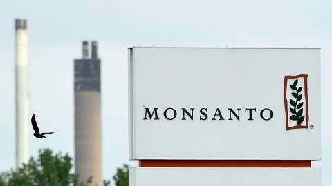 MULIG GIGANT. Bayer og Monsanto er til sammen et selskap som er verdens største i sin klasse. FOTO: FP PHOTO / JOHN THYS