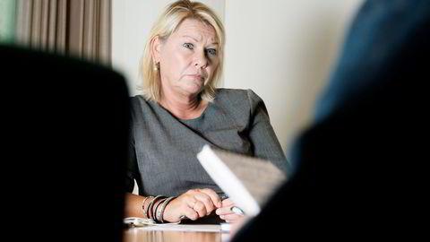 Næringsminister Monica Mæland (H). Foto: Elin Høyland