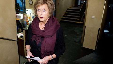 Trude Drevland har levert sin egen skildring av fallet fra Bergens maktelite. Foto: Berit Roald/