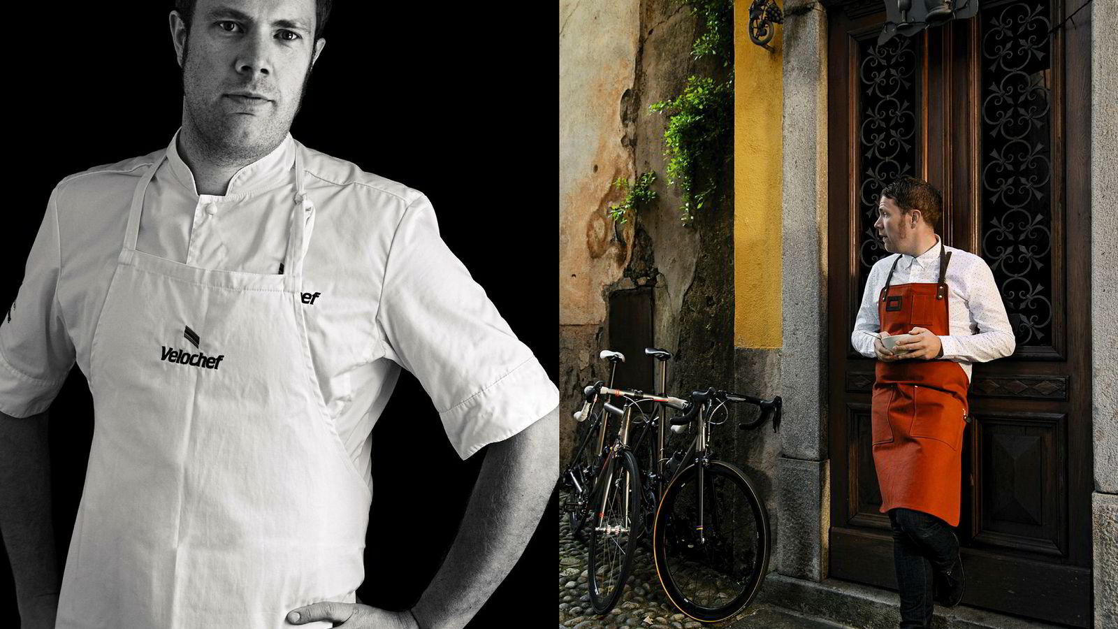 Team Skys norske stjernekokk Henrik Orre ønsker at maten skal bli en opplevelse i seg selv, og ikke bare noe du kaster i deg etter en treningsøkt.
