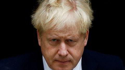 Boris Johnson gjentar at han ikke har noen planer om å utsette brexit.