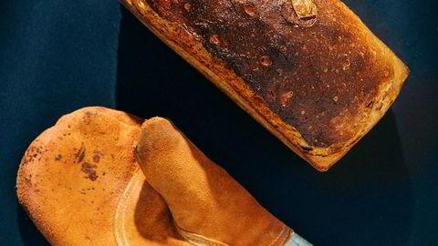 Enkel løsning. Noen ganger er det enkleste det beste – bak brødet i form.