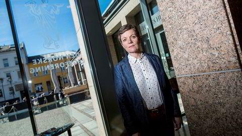 President i Den norske legeforening, Marit Hermansen, tror konflikten kan fortsette – selv etter meglingen.