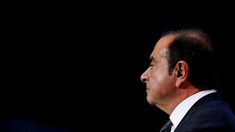 Carlos Ghosn avsettes som styreleder i Mitsubishi.