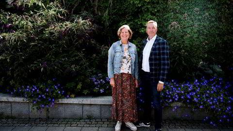 Forsvarsminister Frank Bakke-Jensen henter Vipps-topp Berit Svendsen til oppgaven om å finne ut hvordan Forsvaret skal rekruttere både flere kvinner, og flere skarpe cyber-hoder.
