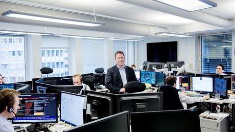 En av administrerende direktør Stein Husbys kunder i Sparebank 1 Markets tapte stort på risikable investeringer i obligasjoner i perioden 2013 til 2016.