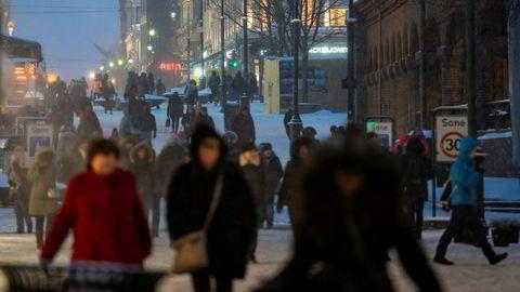 Nordmenn er uenige i likestillingsspørsmålet