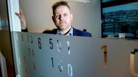 Espen Johansen er sikkerhetssjef i Visma og bekrefter at firmaet er blitt utsatt for hackerangrep fra Kina i fjor. – Det var svært avansert gjort, kudos til dem, dette var flinke folk. De etterlot svært lite spor, sier han.