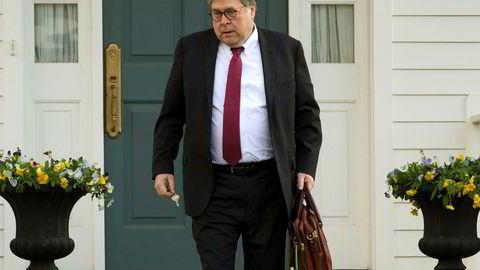 Det er usikkert om USAs justisminister William Barr vil offentliggjøre hele Mueller-rapporten.