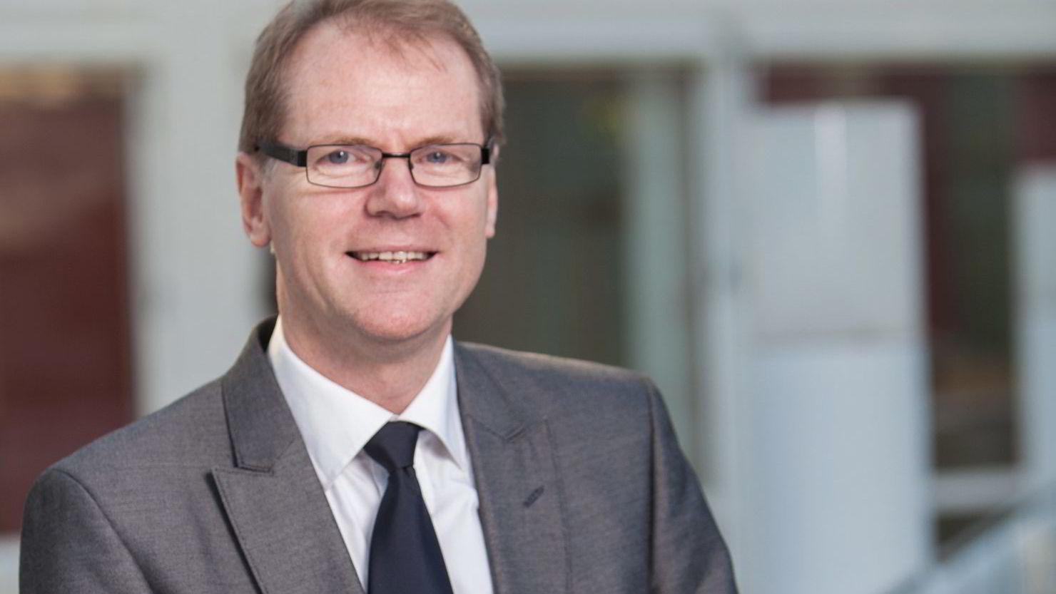 SVARER. Konserndirektør i Nordea Norge, Tor Boge, svarer konkurransetilsynet.