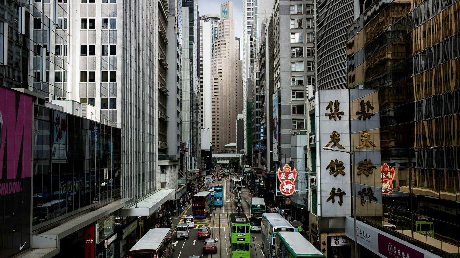 Hongkong er en av verdens dyreste byer, viser nye tall.
