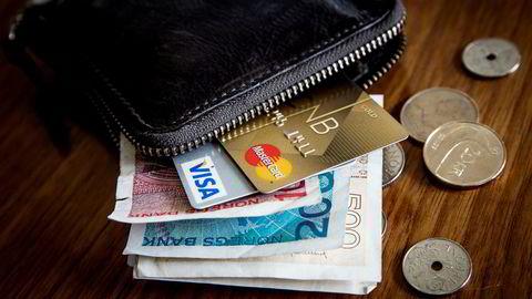 Nordmenns kortbruk overgikk i 2018 børsverdien av Equinor.