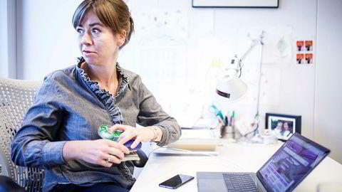 Direktør i IKT Norge Heidi Austlid sier 20 medlemsbedrifter er villige til å gi gratis videreutdanning i ikt til norske lærere.