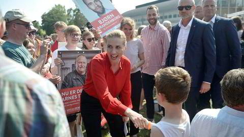 Sosialdemokraten Mette Frederiksen blir Danmarks nye statsminister.