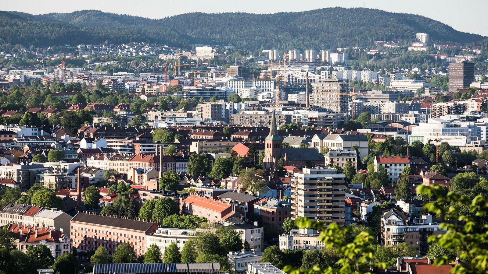 Bilde av Oslo