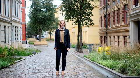 Boligkjøpere med medianlønn får 275.000 kroner mindre å rutte med i budrunden hvis det nye forslaget til boliglånsforskrift innføres, mener konserndirektør Marianne Gjertsen Ebbesen i Obosbanken.