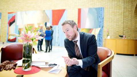 UTDANNELSE:  Kunnskapsminister Torbjørn Røe Isaksen (H) vil ha mer kvlaitet i høyere utdanning. Foto: Øyvind Elvsborg