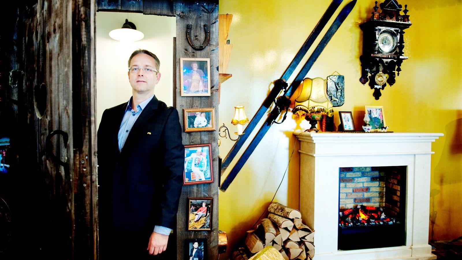 ETTERTRAKTET. Moods of Norway-sjef Nils Are Karstad Lysø (45) er en «tallknekker i verdensklasse», ifølge styreleder Ellen Horn i Den Norske Opera og Ballett.
