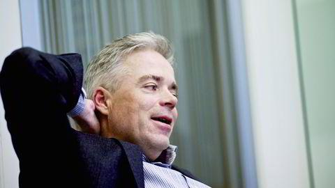 Partner Jan Glendrange i Zynk hadde et innbringende år i fjor. Foto: Gunnar Blöndal
