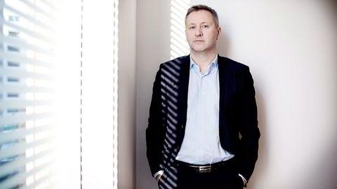 – Dette er dagens dårlige nyheter, sier sjeføkonom Frank Jullum i Danske Bank Norge. Foto: Ida von Hanno Bast