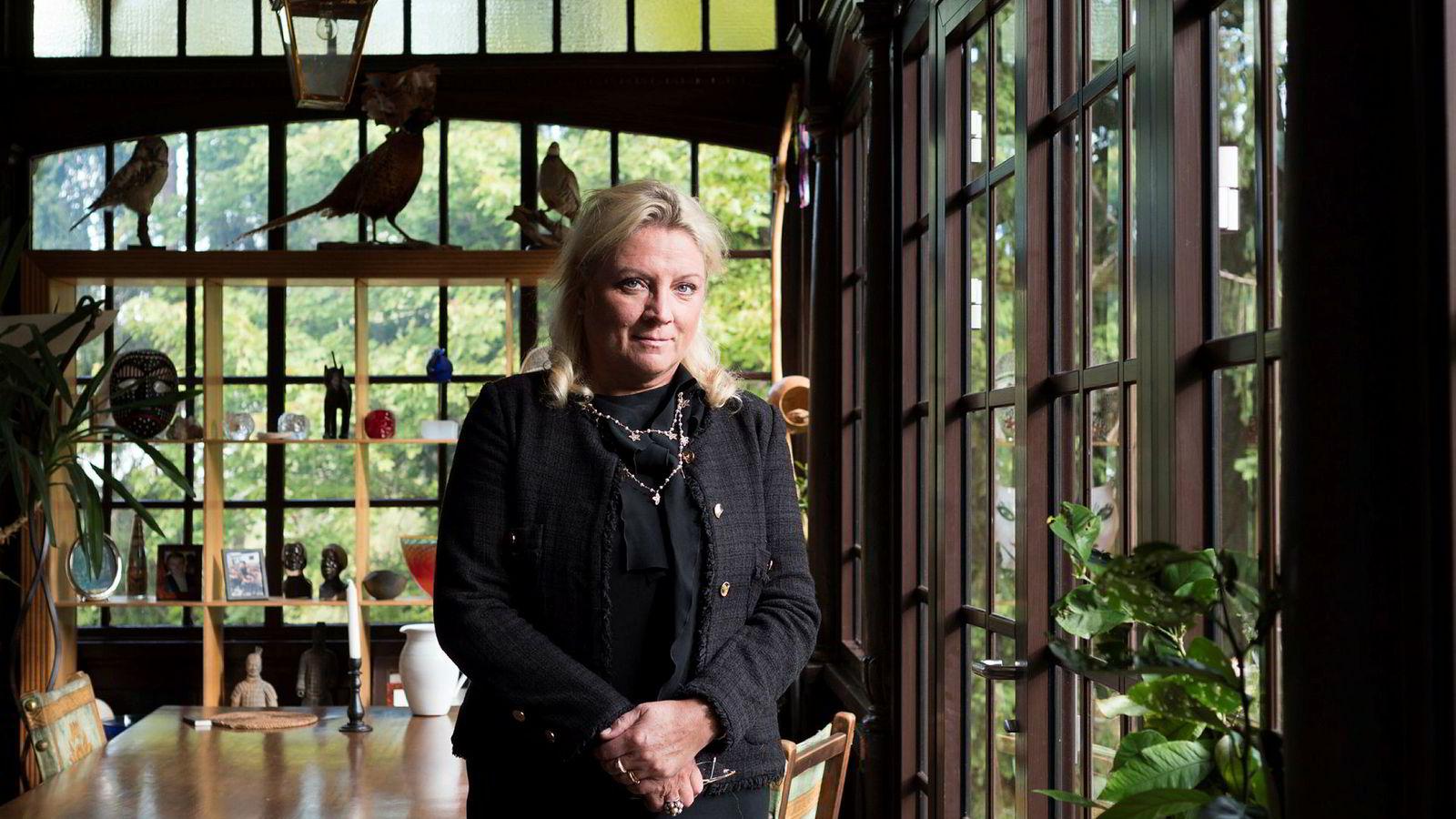 – Jeg hadde trodd det skulle falle, men at det skulle falle så mye var et sjokk, sier Ragnhild Wiborg, som var investeringsdirektør i hedgefondet Concepio i 2008.