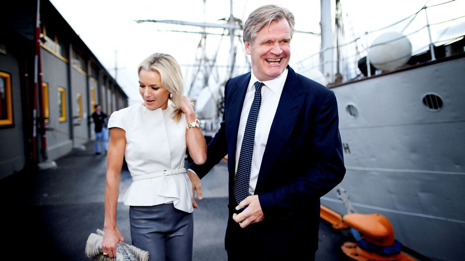 Ekteparet Celina Midelfart og Tor Olav Trøim har hamstret aksjer i Yara etter at de solgte seg ut av Storebrand i starten av 2018.