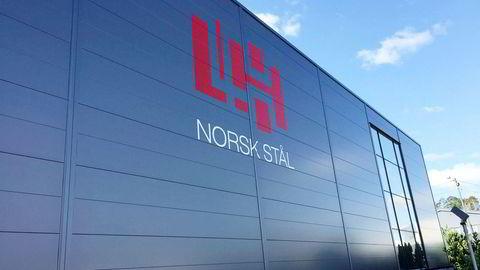 Den anonyme Søgne-milliardæren Leif Hübert eier blant annet Norges største stålgrossist, Norsk Stål. Men det er ikke det han tjener mest penger på. Foto: Harald Berglihn