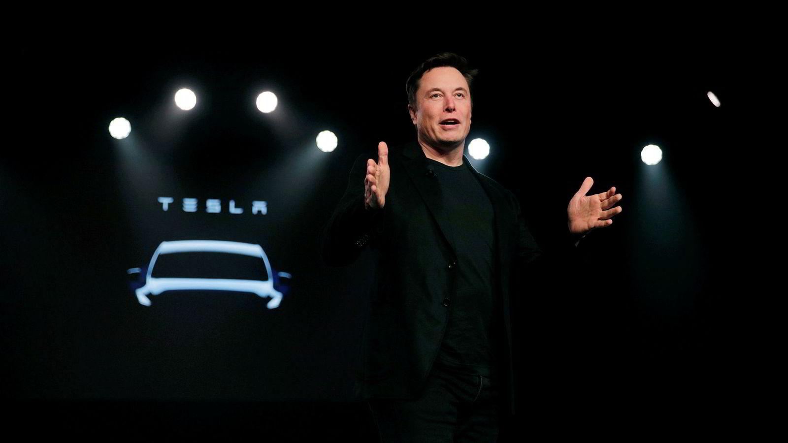 Dagens Tesla-batterier har en levetid på godt under en million kilometer.