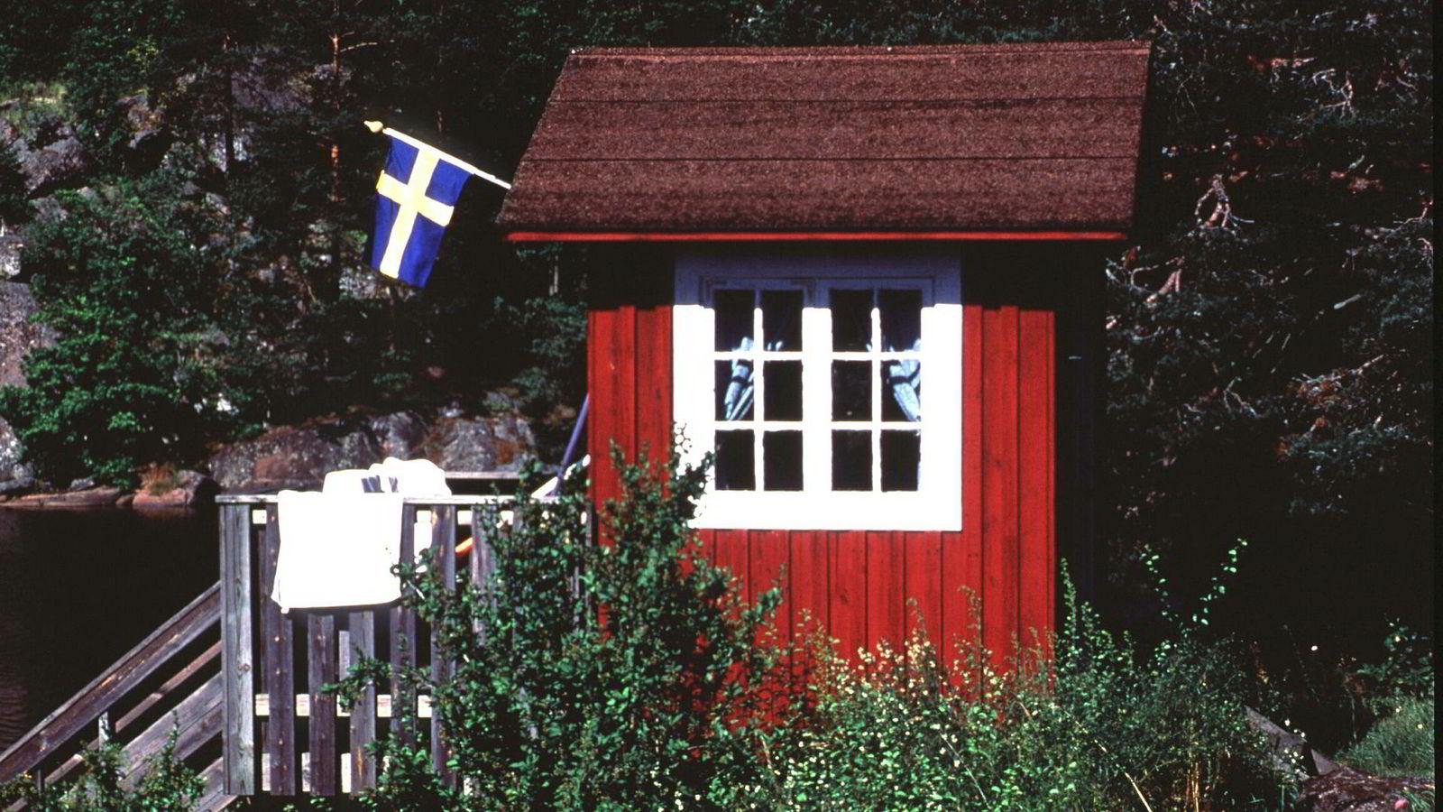 Hvis tanken var å sikre finansiering av velferdsstaten, er det temmelig åpenbart at Sveriges oppskrift fungerer dårlig.
