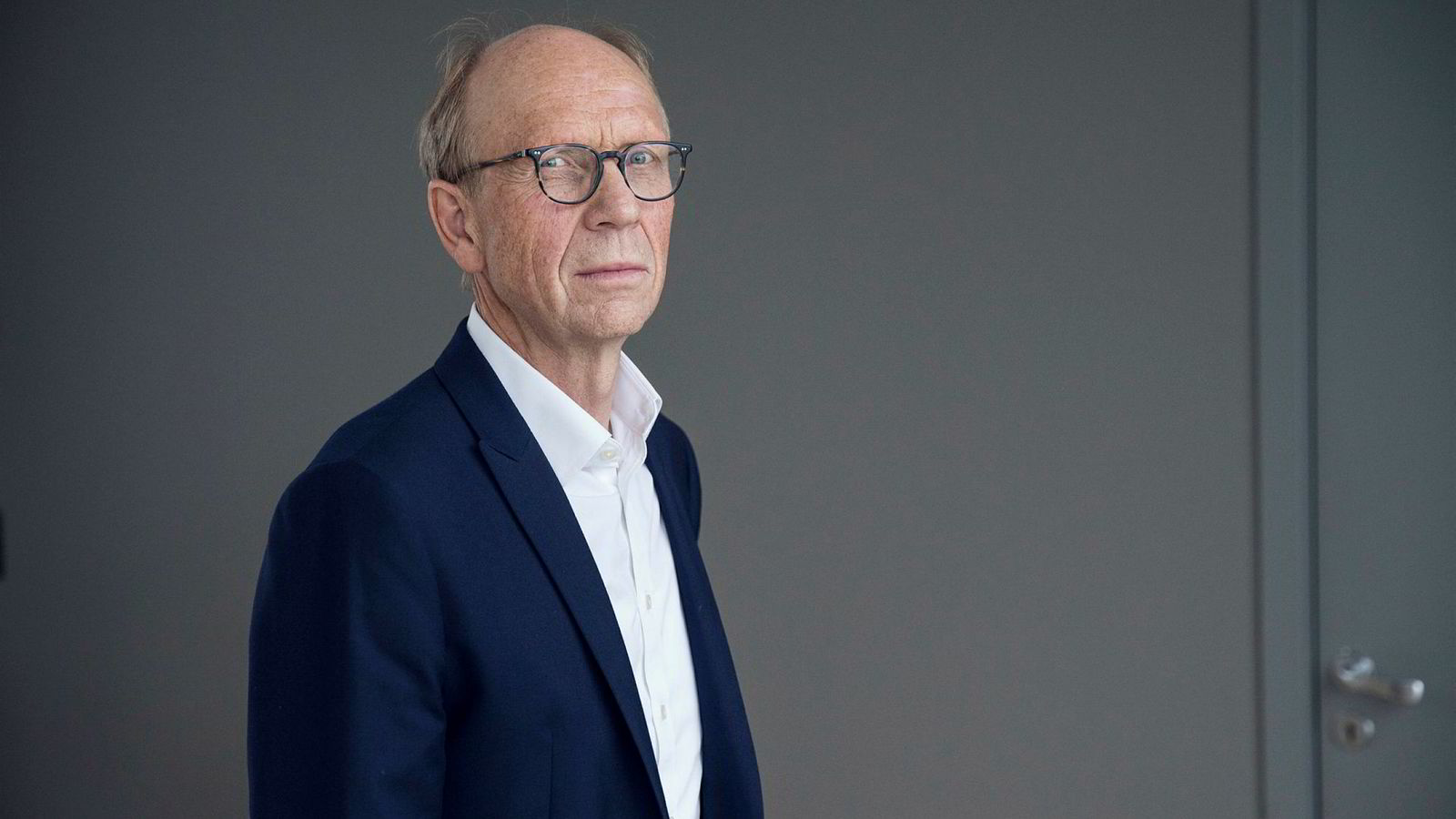 Knut Kjær, tidligere sjef i Oljefondet.
