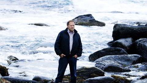 Aage Remøys ligningsformue har blitt redusert med 90 prosent på ett år. Foto: Thomas Rasmus Skaug