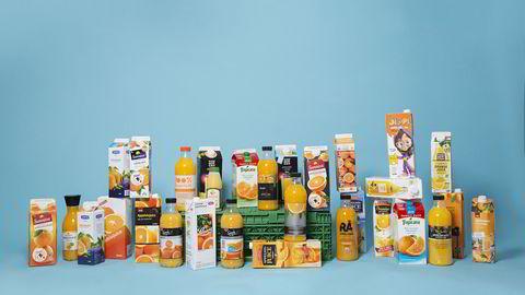 Smak.no testet 30 appelsinjuicer. Se hvilken som var best. Foto: Sigurd Fandango