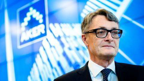 – Dette er en enkeltstående transaksjon i Akastor, og Aker asa har per i dag ingen planer om ytterligere investeringer i riggsegmentet, sier Aker-sjef Øyvind Eriksen etter selskapets generalforsamling fredag morgen.