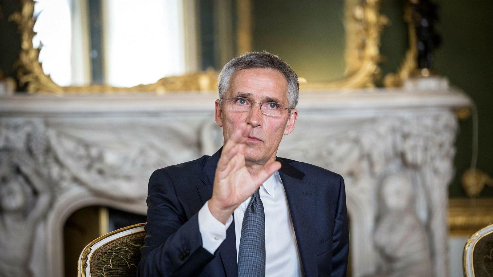 Tidligere statsminister Jens Stoltenberg var hovedarkitekten bak pensjonsreformen.