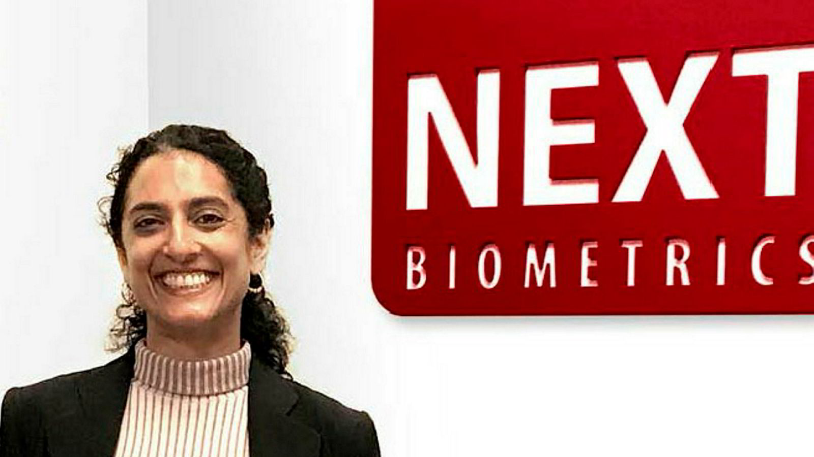 Konsernsjef Ritu Favre i Next Biometrics.