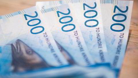 At menn har mer tro på egen økonomi enn kvinner, er blant funnene i ny undersøkelse. Foto: Jon Olav Nesvold / NTB scanpix