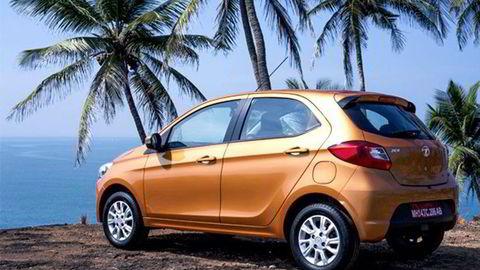 Bilmodellen Tata Zica er utsatt på ubestemt tid
